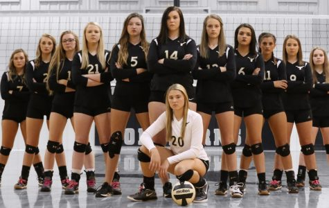 Lady Horns Volleyball