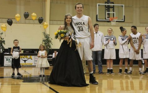 Basketball Homecoming 2017