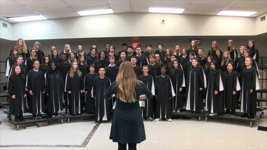Inola Choir Sings Their Way to All-State