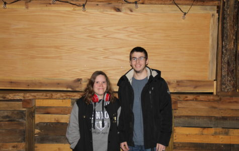 February Students: Jenna & Brandon
