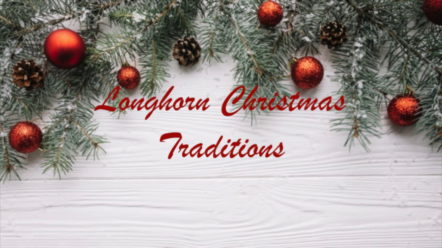 Longhorn Christmas Traditions