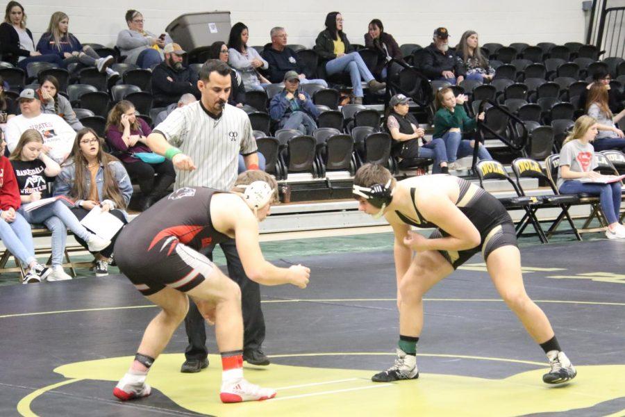 Inola Wrestling to State