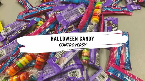Halloween Candy Controversy