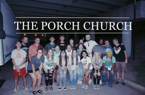 Thankful: My Church Family