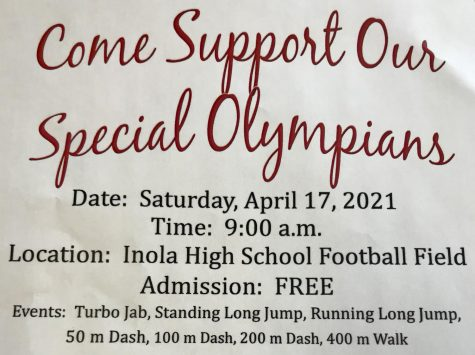 Special Olympics Fun Day