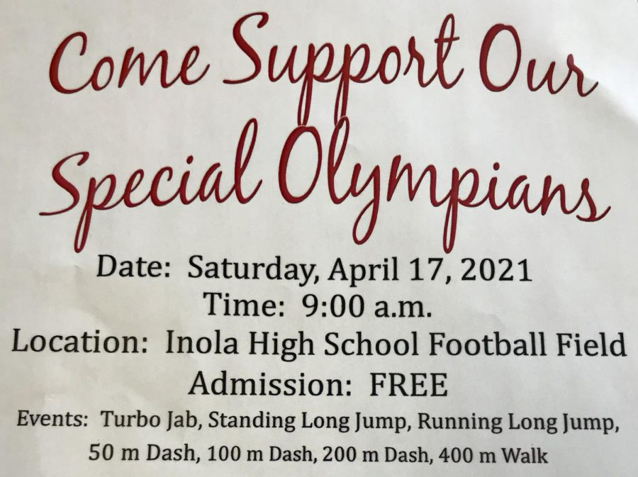"Special Olympics ""Fun Day"""